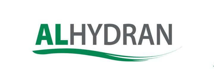 Logo Alhydran Groot